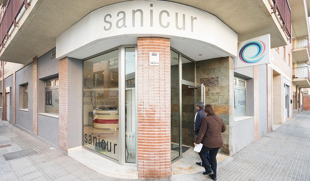 Entrada - QD Sanicur - Murcia