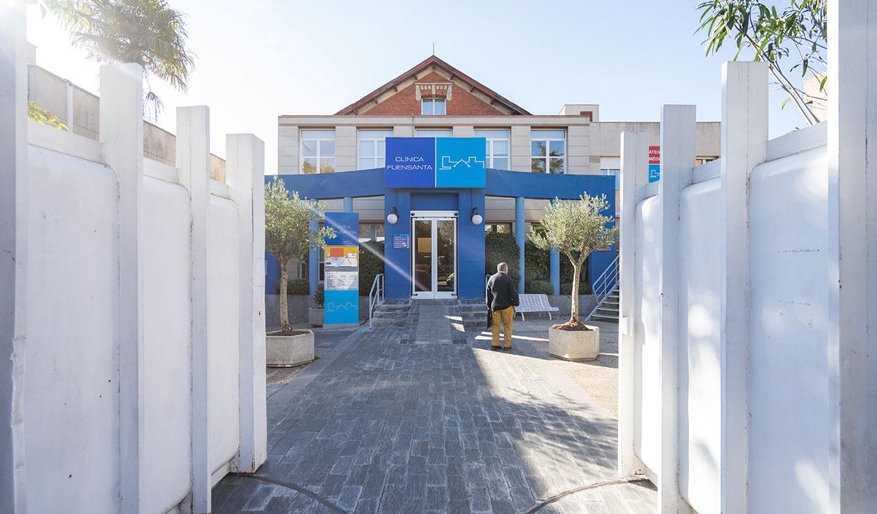 Entrada QD Clínica Fuensanta - Madrid